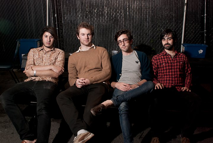 Hands is an indie rock band out of los angeles consisting of four